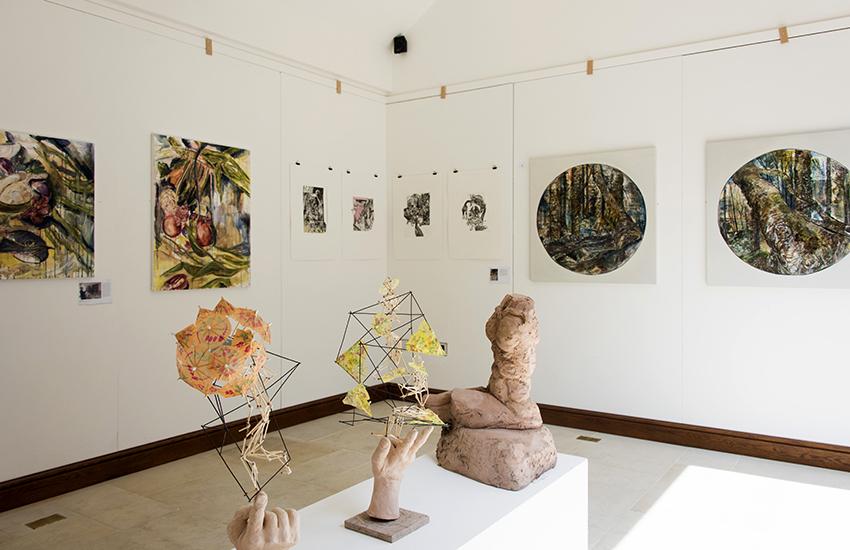 The Wheelhouse Gallery