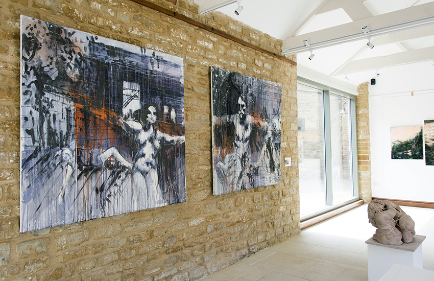 Wheelhouse Gallery, Oakham