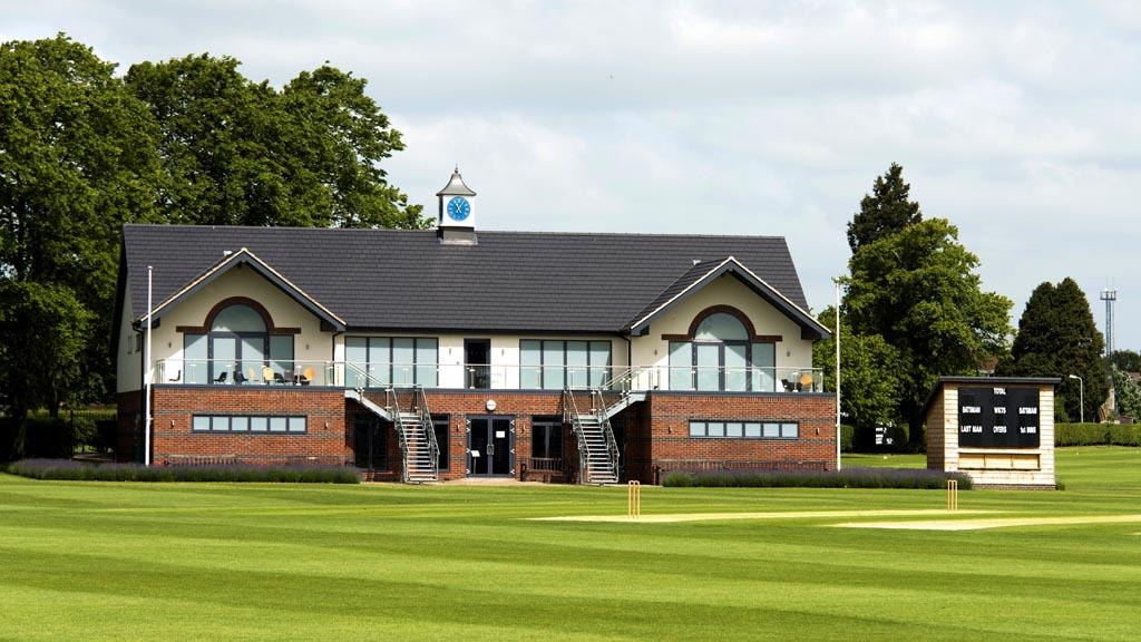 BAF Smith Sports Pavilion