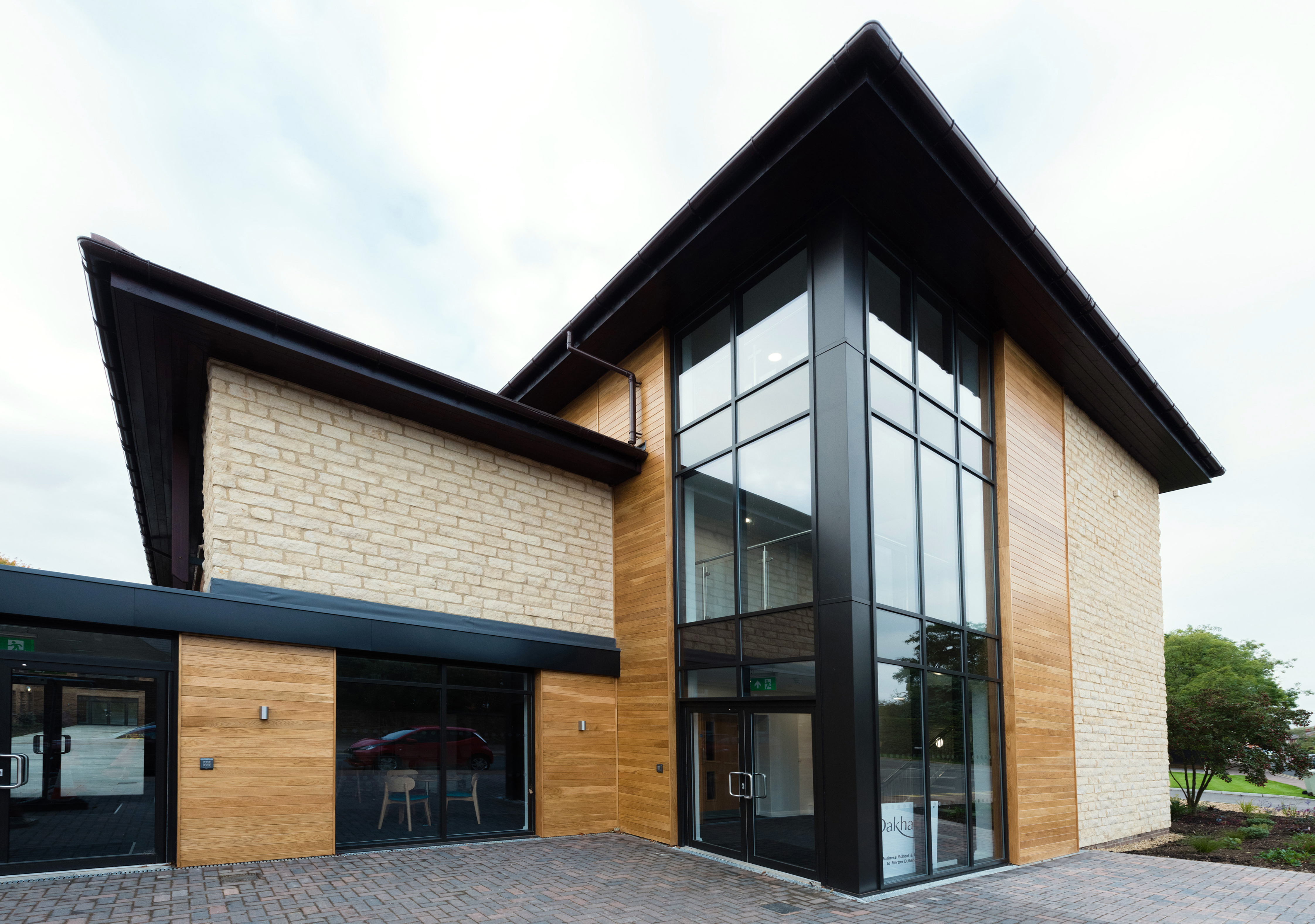 Oakham School New Social Science Building, Station Road, Oakham