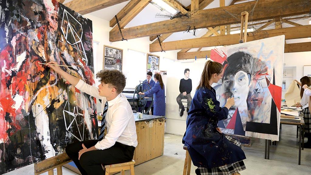 Richard Bull Art & Design Centre