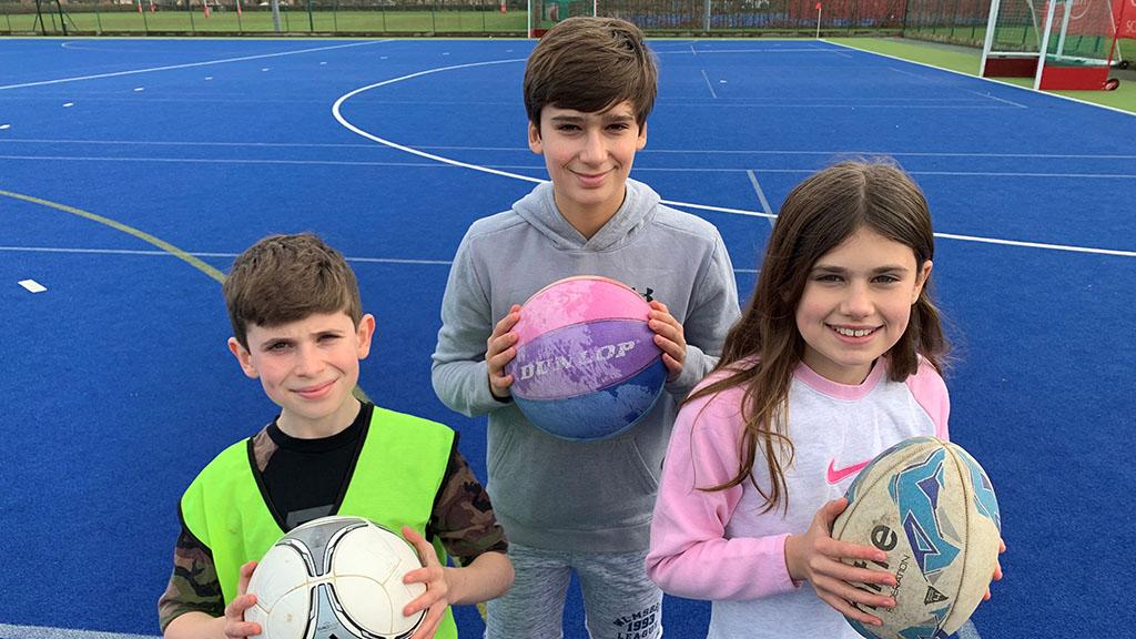 3 children astro