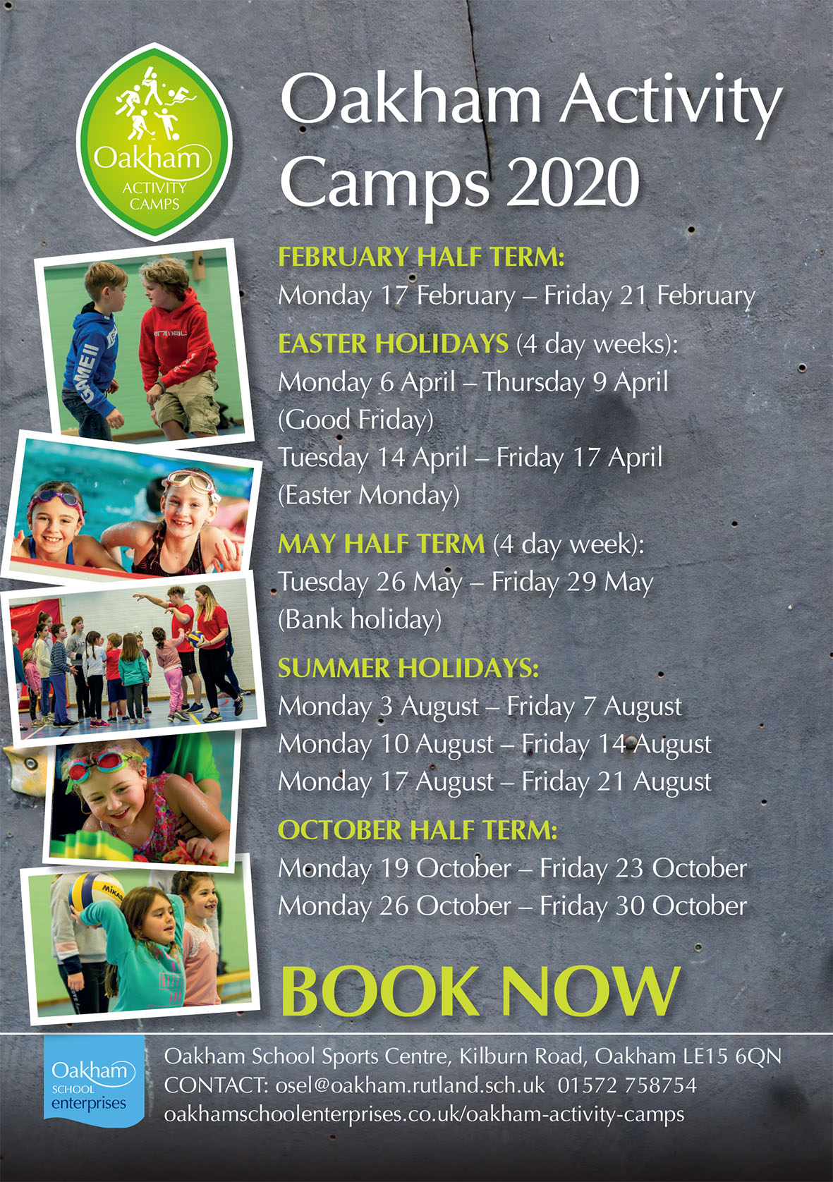 Activity Camps flyer pg 2